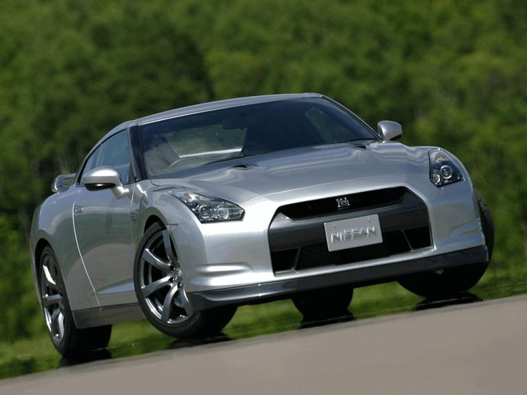 2007 Nissan GT-R 224042