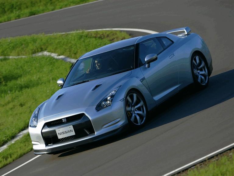 2007 Nissan GT-R 224046