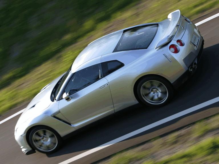 2007 Nissan GT-R 224047