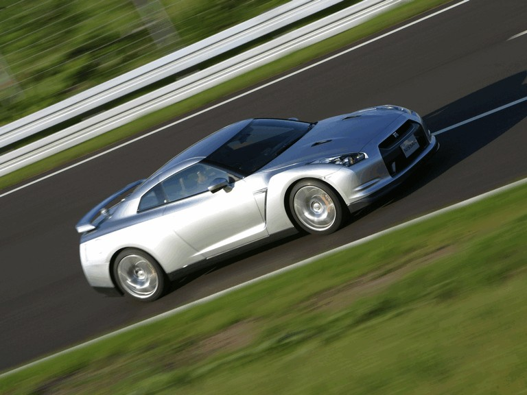 2007 Nissan GT-R 224048