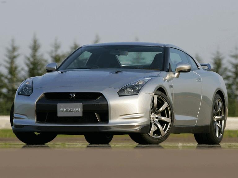 2007 Nissan GT-R 224051