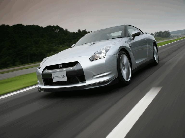 2007 Nissan GT-R 224052