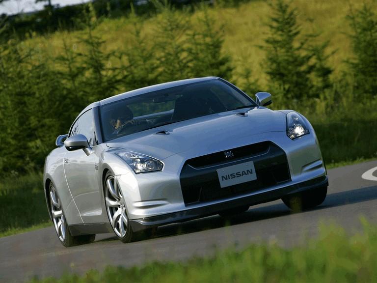 2007 Nissan GT-R 224053