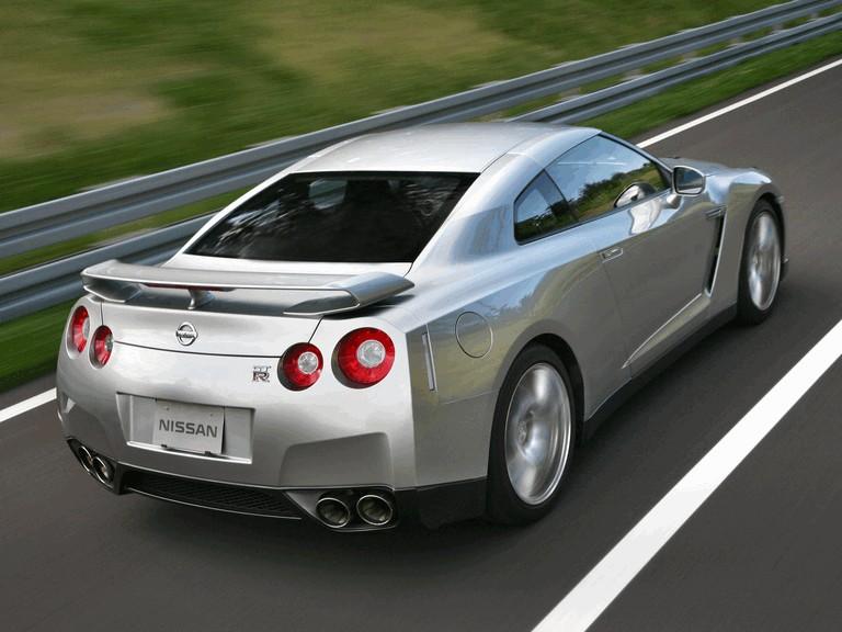 2007 Nissan GT-R 224064