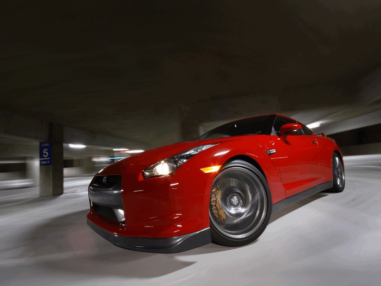 2007 Nissan GT-R 224079