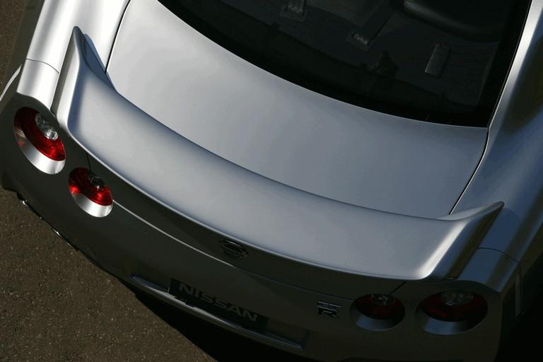 2007 Nissan GT-R 224093