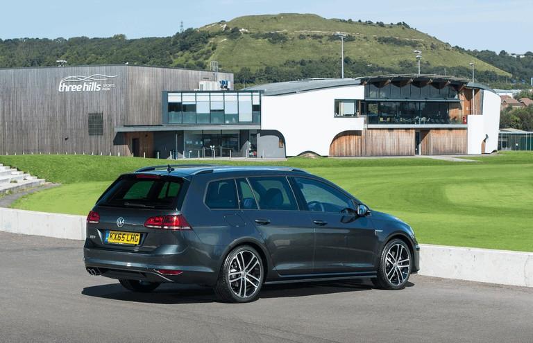 2016 Volkswagen Golf GTD Estate - UK version 438988