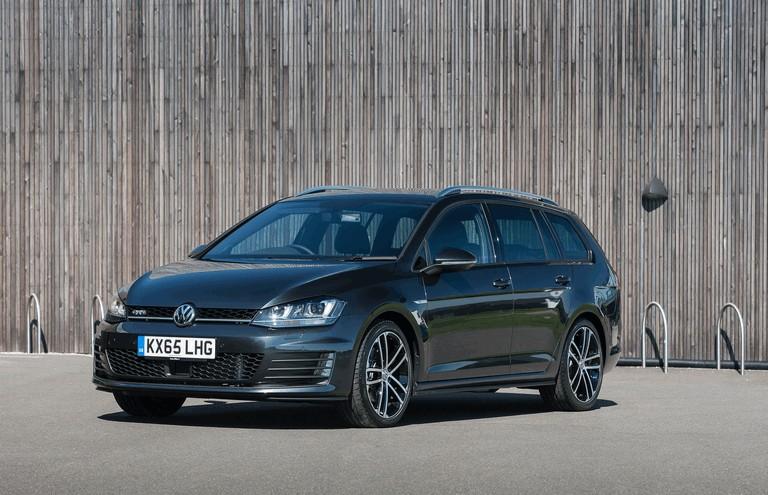 2016 Volkswagen Golf GTD Estate - UK version 438994