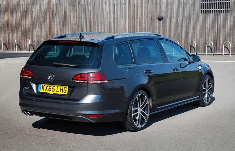 2016 Volkswagen Golf GTD Estate - UK version 438995