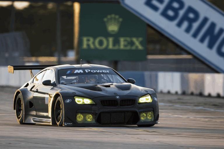 2016 BMW M6 GTLM - Sebring test session - oct 2015 438999