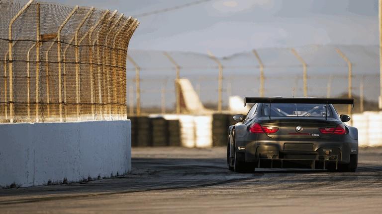 2016 BMW M6 GTLM - Sebring test session - oct 2015 439000