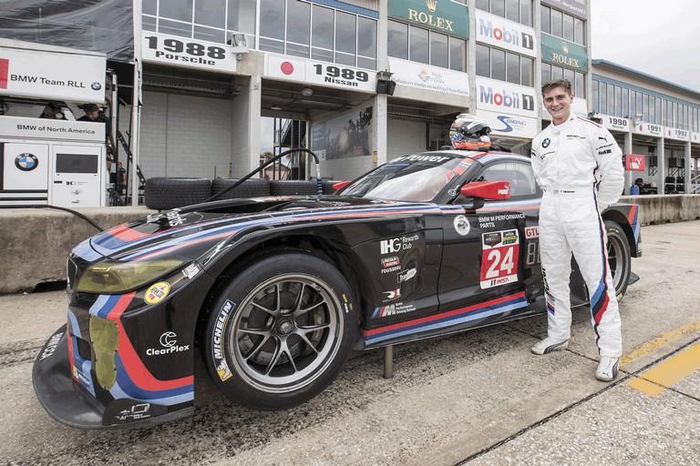2016 BMW M6 GTLM - Sebring test session - oct 2015 439003