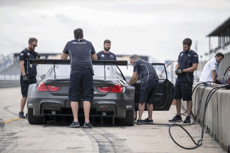 2016 BMW M6 GTLM - Sebring test session - oct 2015 439004