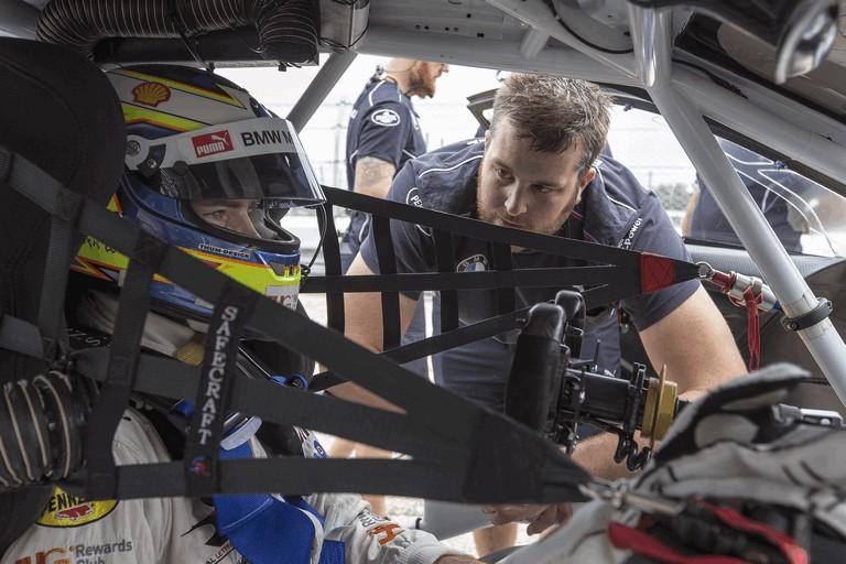 2016 BMW M6 GTLM - Sebring test session - oct 2015 439005