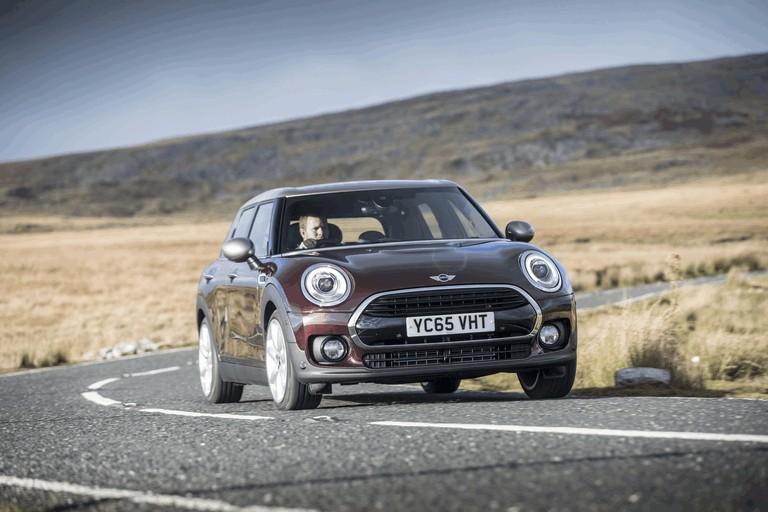 2015 Mini Cooper D Clubman - UK version 439029