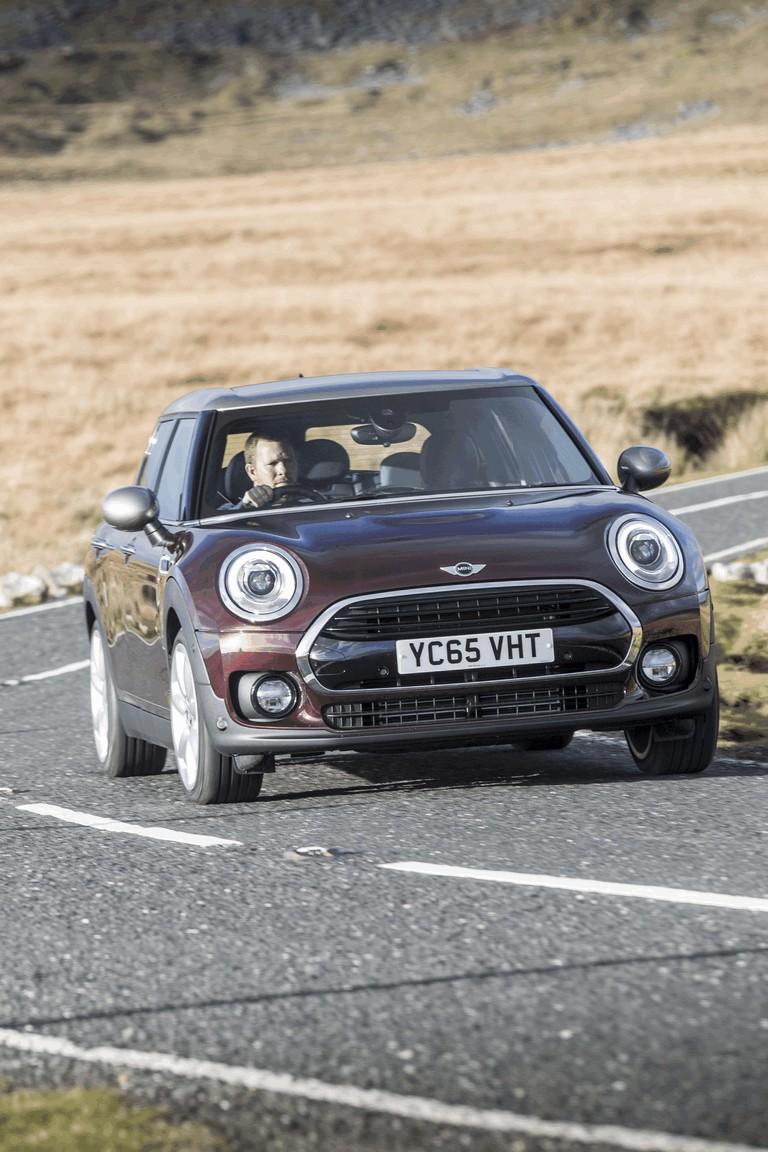 2015 Mini Cooper D Clubman - UK version 439032