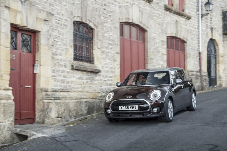 2015 Mini Cooper D Clubman - UK version 439090