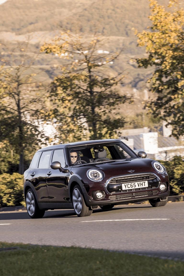2015 Mini Cooper D Clubman - UK version 439095