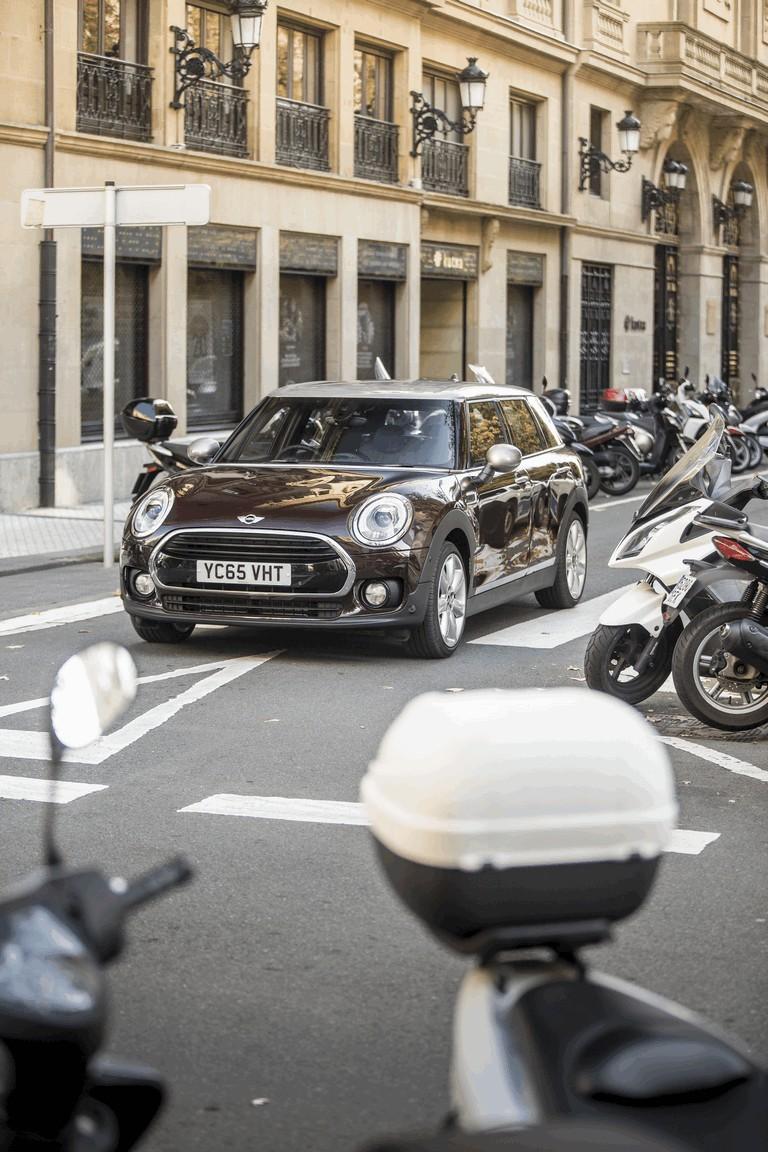 2015 Mini Cooper D Clubman - UK version 439097