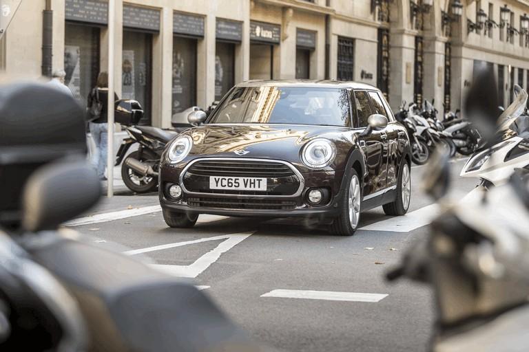 2015 Mini Cooper D Clubman - UK version 439098