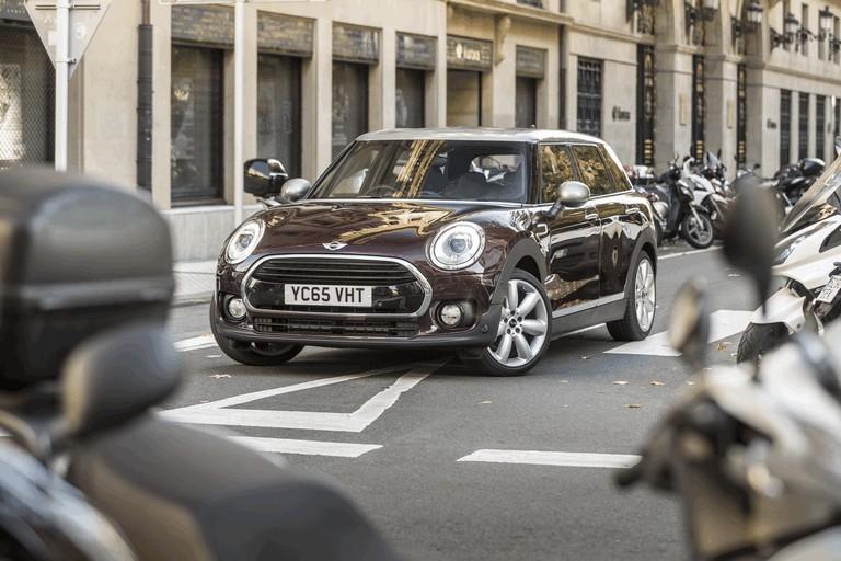 2015 Mini Cooper D Clubman - UK version 439099