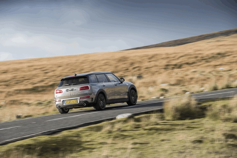 2015 Mini Cooper S Clubman - UK version 439176