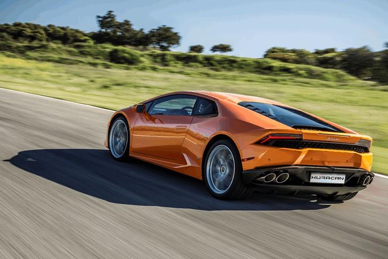 2015 Lamborghini Huracán LP 610-4 439433