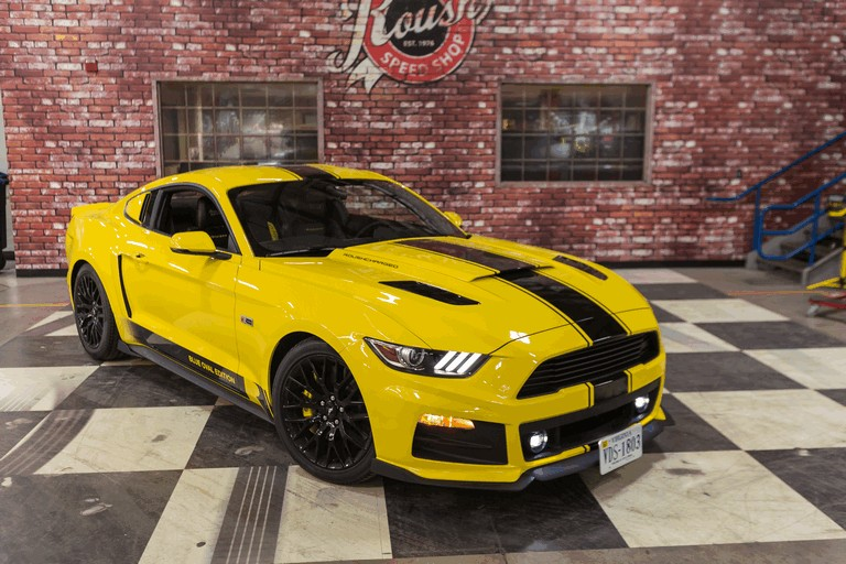 2015 Ford Mustang R2300 Blue Oval Edition by Roush 439915