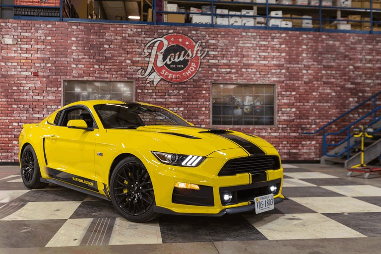 2015 Ford Mustang R2300 Blue Oval Edition by Roush 439916
