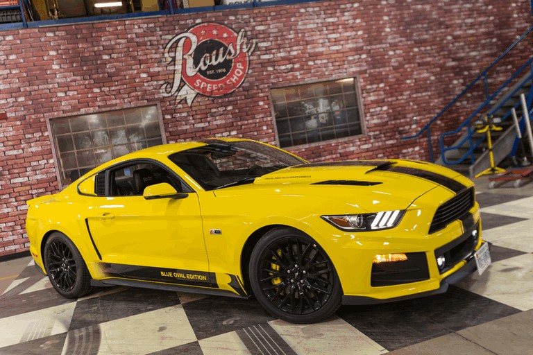 2015 Ford Mustang R2300 Blue Oval Edition by Roush 439918