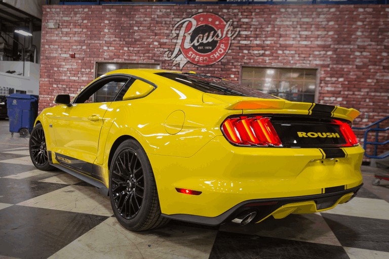 2015 Ford Mustang R2300 Blue Oval Edition by Roush 439919
