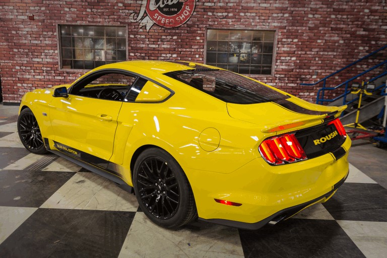 2015 Ford Mustang R2300 Blue Oval Edition by Roush 439920