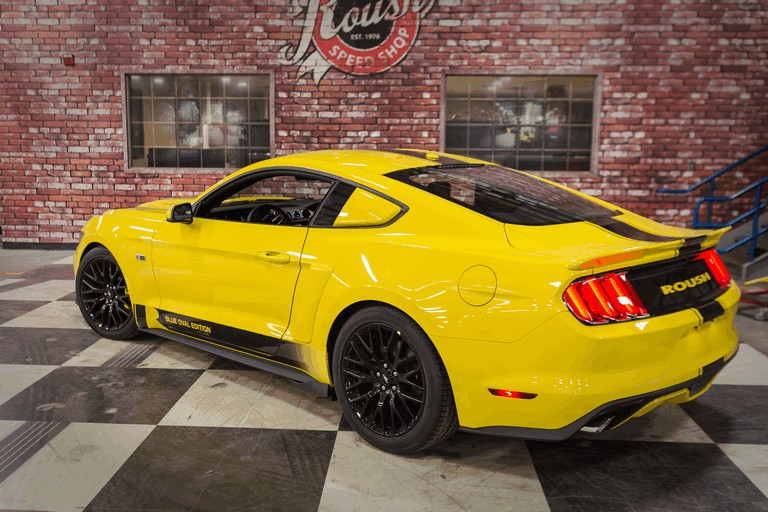 2015 Ford Mustang R2300 Blue Oval Edition by Roush 439921