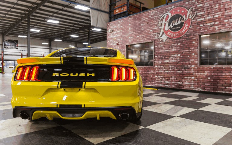 2015 Ford Mustang R2300 Blue Oval Edition by Roush 439925