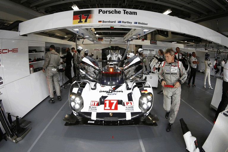 2015 Porsche 919 Hybrid 440672