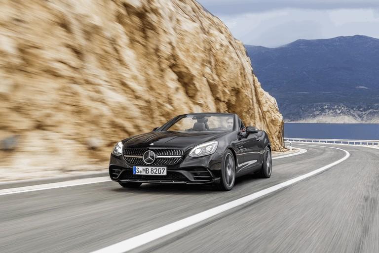 2016 Mercedes-AMG SLC 43 440909