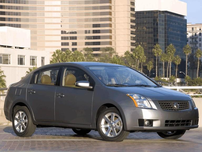 2007 Nissan Sentra 2.0 224192