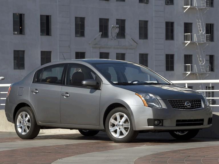 2007 Nissan Sentra 2.0 224193