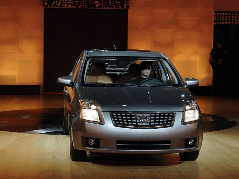 2007 Nissan Sentra 2.0 224200