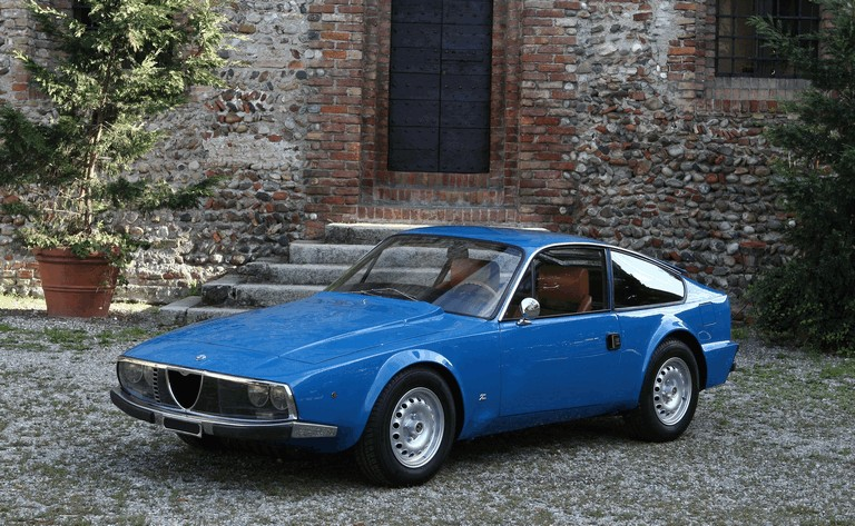 Alfa Romeo Zagato >> 1972 Alfa Romeo Gt Junior By Zagato Free High Resolution