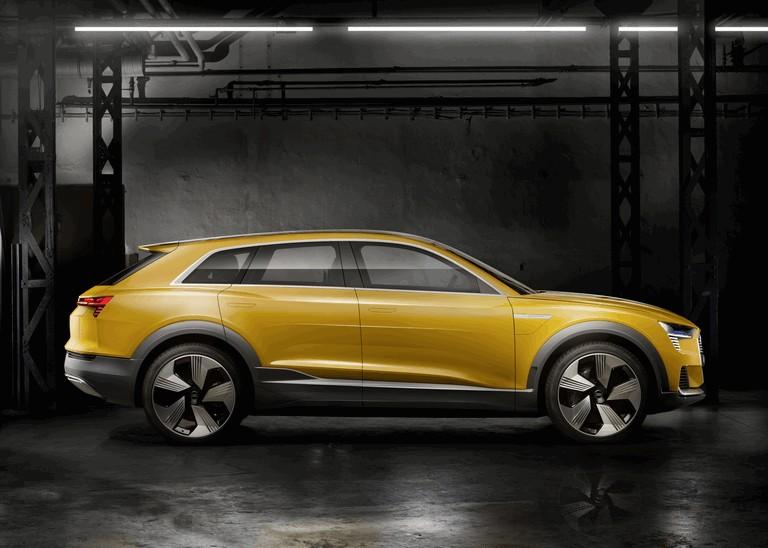 2016 Audi H-tron quattro concept 441099