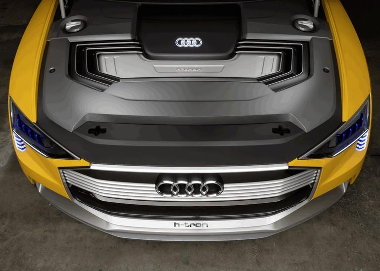 2016 Audi H-tron quattro concept 441102