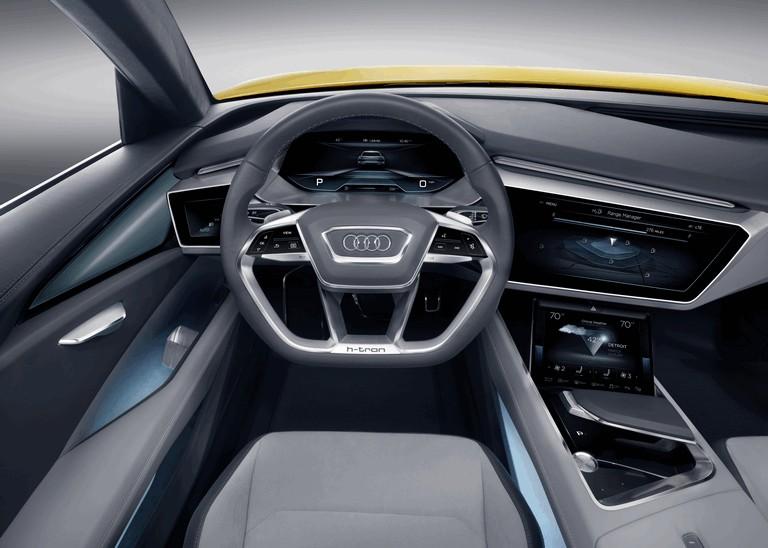 2016 Audi H-tron quattro concept 441104