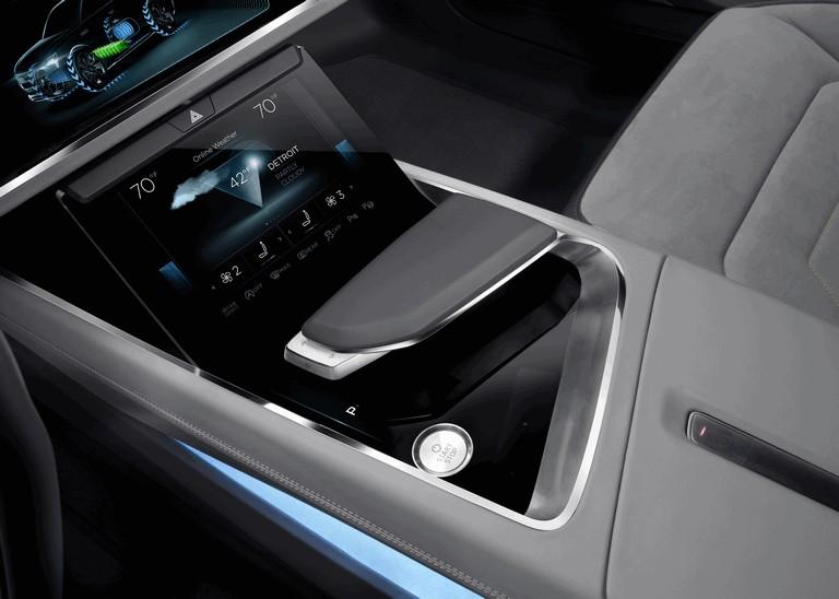 2016 Audi H-tron quattro concept 441107