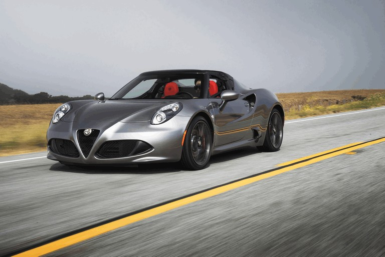 2016 Alfa Romeo 4C Spider - USA version 441313