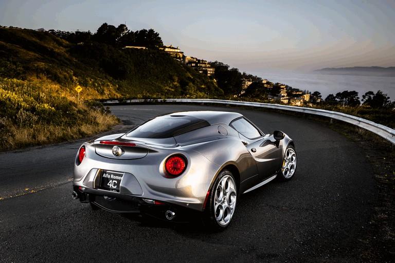 2016 Alfa Romeo 4C Spider - USA version 441315