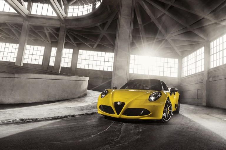 2016 Alfa Romeo 4C Spider - USA version 441321