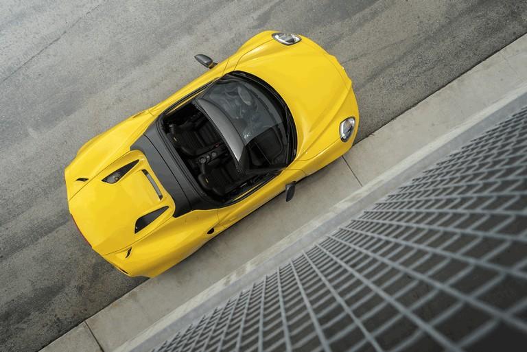 2016 Alfa Romeo 4C Spider - USA version 441328