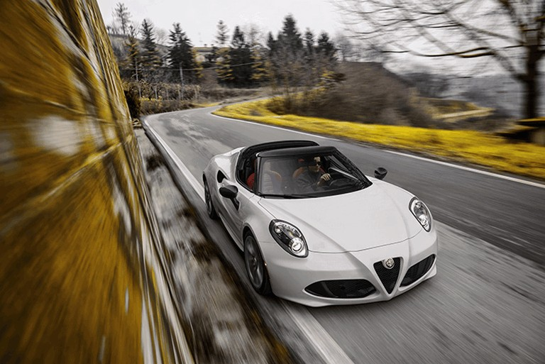 2016 Alfa Romeo 4C Spider - USA version 441349