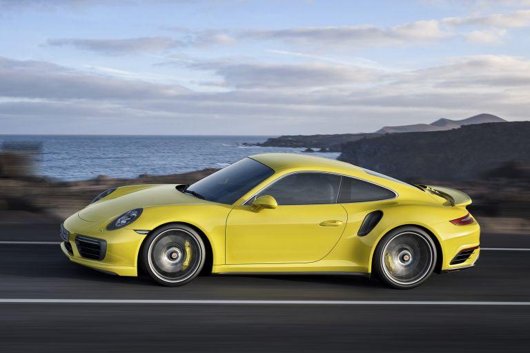 2016 Porsche 911 ( 991 type II ) Turbo S 524127